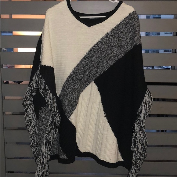 Topshop Sweaters - Poncho sweater